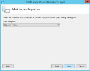 Skype vis server2
