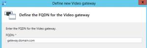 vis gateway