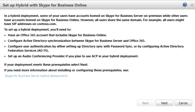 skype hybrid